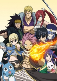 Anime: Fairy Tail (Second Season)