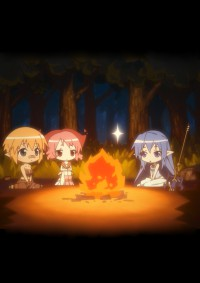 Anime: Zettai Bouei Leviathan: Mini Takibi Gekijou
