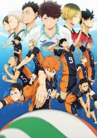 Anime: Haikyu!!