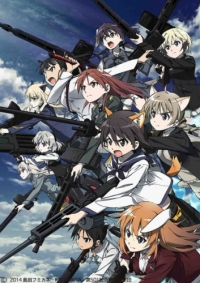 Anime: Strike Witches: Operation Victory Arrow
