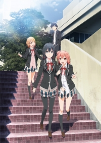 Anime: My Teen Romantic Comedy: SNAFU TOO!