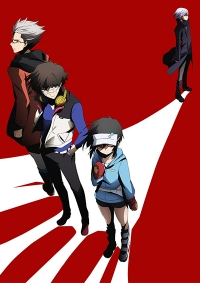 Anime: Re:␣Hamatora