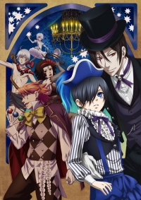 Anime: Black Butler: Book of Circus