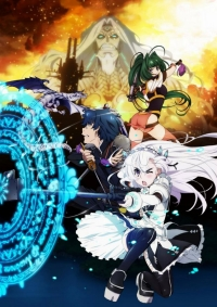 Anime: Chaika: The Coffin Princess - Avenging Battle