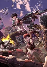 Anime: God Eater