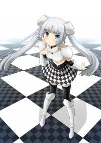 Anime: Miss Monochrome The Animation: Manager
