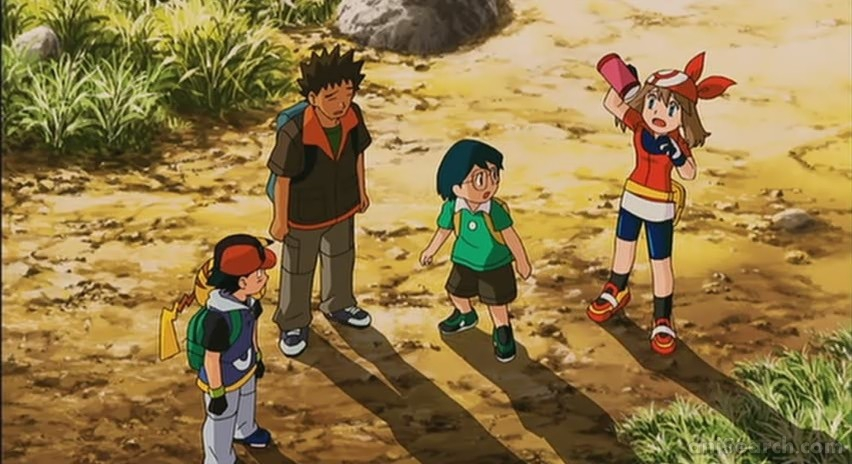 Pokemon Ranger And The Temple Of The Sea Anime Anisearch
