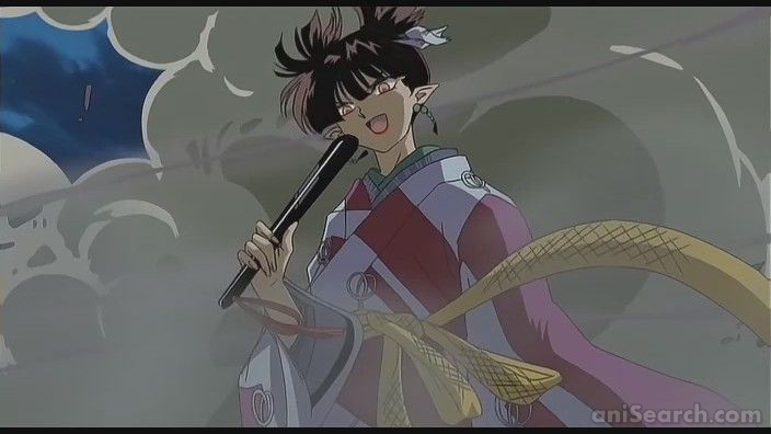 inuyasha the castle beyond the looking glass anime 2002