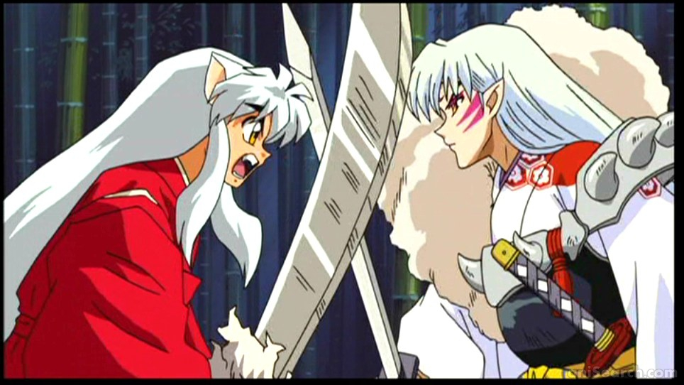 inuyasha the movie 3 swords of an honorable ruler anime