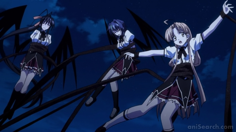 Highschool Dxd Anisearch