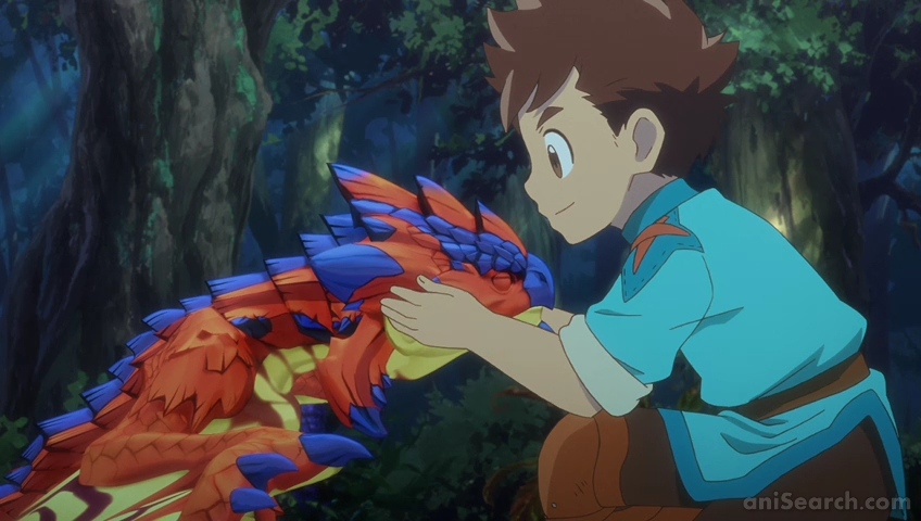 Monster Hunter Stories Ride On Anime Anisearch