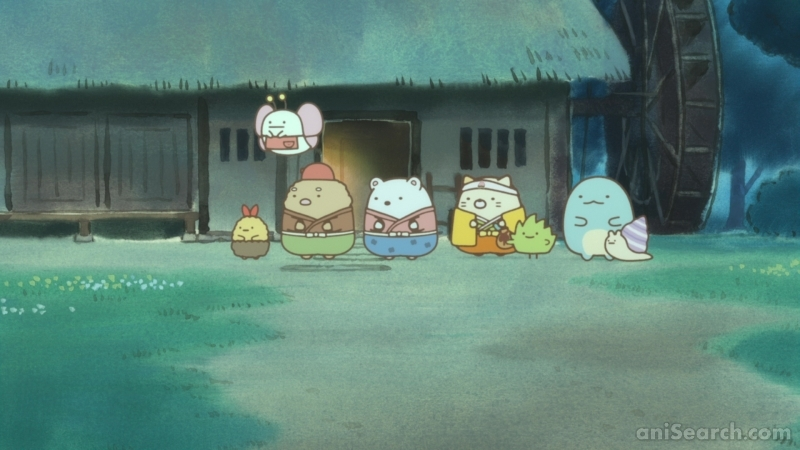 Sumikkogurashi: Good to Be in the Corner (Anime) | aniSearch