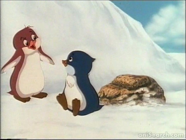 the adventures of lolo the penguin  anime
