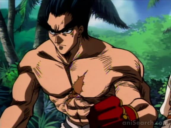 Tekken The Motion Picture Anime Anisearch