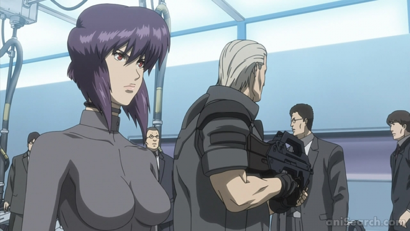 Ghost In The Shell Stand Alone Complex Solid State Society Anime Anisearch