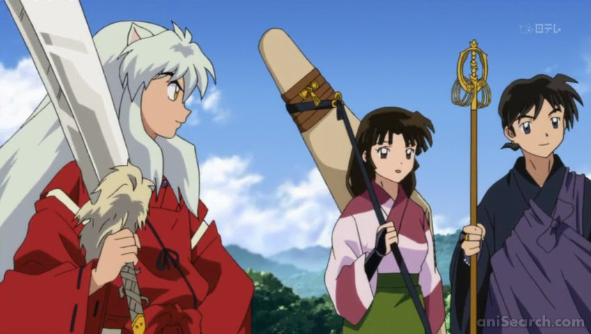 inuyasha the final act anime anisearch