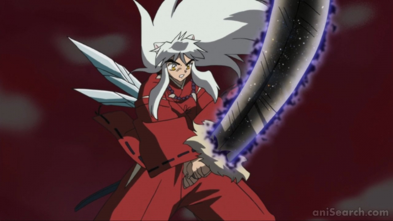 inuyasha kuroi tessaiga anime anisearch