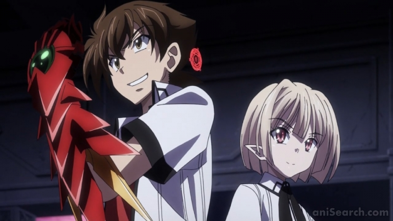 Anime Characters Born On February 9 : High school dxd born anime anisearch