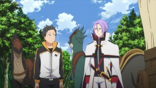 Streams: Re:ZERO - Starting Life in Another World