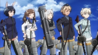 Streams: Brave Witches