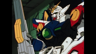 Streams: Mobile Suit Gundam Wing