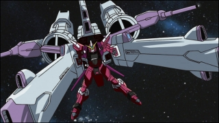 Streams: Mobile Suit Gundam SEED