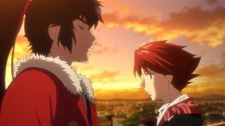 Streams: Monster Strike The Anime: The Fading Cosmos
