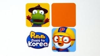 Streams: Pororo Goes to Korea