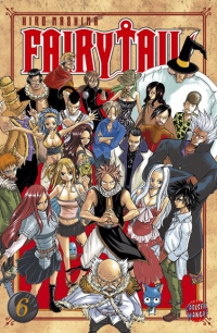 Fairy Tail - Bd.06