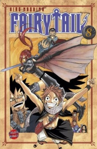 Fairy Tail - Bd.08