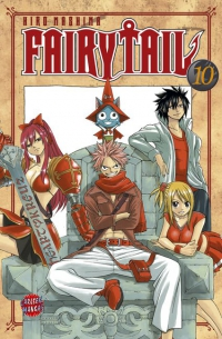 Fairy Tail - Bd.10
