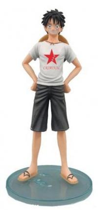 One Piece - Figur: Monkey D. Luffy