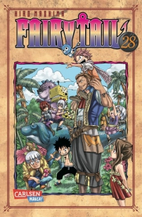 Fairy Tail - Bd.28