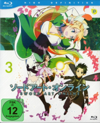 Sword Art Online - Vol.3/4 [Blu-ray]