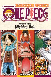 One Piece - Vol.07: Omnibus Edition (Vol.19-21)