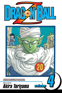 Dragon Ball Z - Vol.04