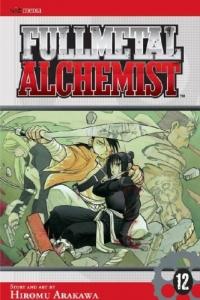 Fullmetal Alchemist - Vol.12