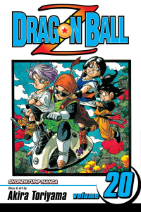 Dragon Ball Z - Vol.20