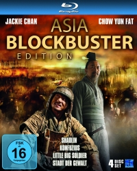 Asia Blockbuster Edition - Collector's Edition [Blu-ray]