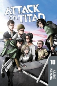 Attack on Titan - Vol.10