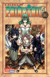 Fairy Tail - Bd.36