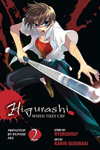 Higurashi When They Cry: Abducted by Demons Arc - Vol.02