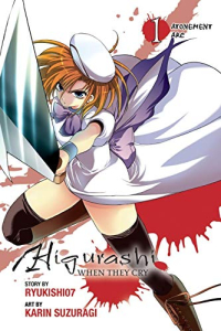 Higurashi When They Cry: Atonement Arc - Vol.01