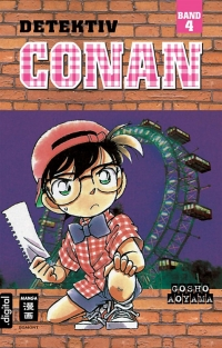 Detektiv Conan - Bd.04: Kindle Edition