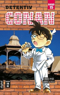 Detektiv Conan - Bd.15: Kindle Edition