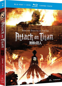 Attack on Titan - Part 1/2 [Blu-ray+DVD]