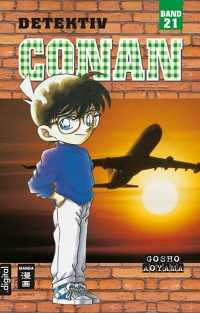 Detektiv Conan - Bd.21: Kindle Edition