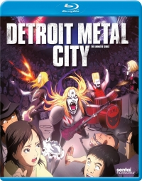 Detroit Metal City - Complete Series (OwS) [Blu-ray]