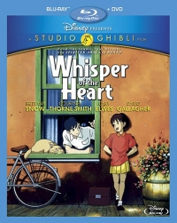 Whisper of the Heart [Blu-ray+DVD]