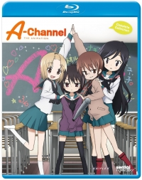 A-Channel: The Animation - Complete Series + OVA (OwS) [Blu-ray]